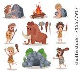 Prehistoric Stone Age Set ...