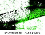 green texture old distressed... | Shutterstock . vector #715614391