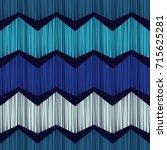 ethnic boho seamless pattern.... | Shutterstock .eps vector #715625281