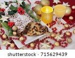 Christmas Chocolate Stollen...