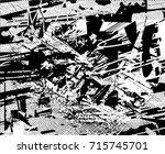 background black and white ... | Shutterstock .eps vector #715745701