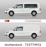 cars vector mock up for... | Shutterstock .eps vector #715774921