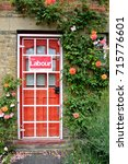election campaign  london  uk   ... | Shutterstock . vector #715776601