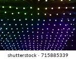 bokeh light abstract background | Shutterstock . vector #715885339
