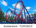 vaughan  ontario  canada  ... | Shutterstock . vector #715918315