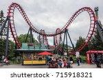 vaughan  ontario  canada  ... | Shutterstock . vector #715918321