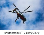 Russian Military Helicopter...