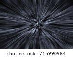 black stone abstract blur | Shutterstock . vector #715990984
