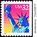 milan  italy   september 1 ... | Shutterstock . vector #716153977