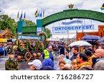 munich  germany   september 16  ... | Shutterstock . vector #716286727