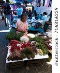 Tepoztlan  Morelos  Mexico  ...