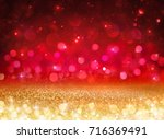 Bokeh Background   Glittering...