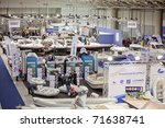 rome  italy february 19  big... | Shutterstock . vector #71638741