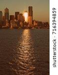 Small photo of Seattle Skyline