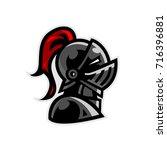 knight   Shutterstock .eps vector #716396881