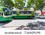 ho chi minh  vietnam   may 27 ... | Shutterstock . vector #716409199