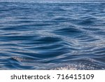 Ocean Water Surface Texture....