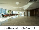 luxury lobby interior. | Shutterstock . vector #716457151