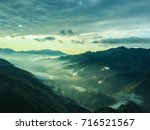 asia landscape | Shutterstock . vector #716521567