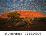 Ayers rock morning