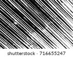 abstract background. monochrome ... | Shutterstock . vector #716655247
