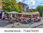 serbia  belgrade   september 12 ... | Shutterstock . vector #716674255