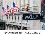new york  ny   november  28 ...   Shutterstock . vector #716722579