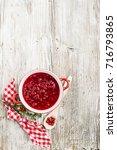 excellent seasoning for snacks...   Shutterstock . vector #716793865