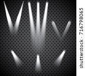 scene illumination collection ... | Shutterstock .eps vector #716798065