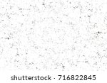 dark brown grunge background.... | Shutterstock . vector #716822845