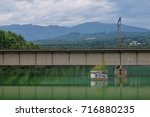 villach  austria   augusth ... | Shutterstock . vector #716880235