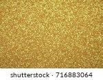 abstract glitter  lights... | Shutterstock . vector #716883064