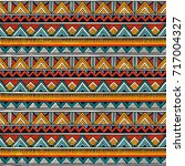Tribal Seamless Pattern....