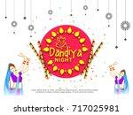 creative poster or flyer of... | Shutterstock .eps vector #717025981