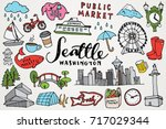 Seattle Washington Monuments  ...
