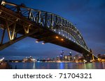 Sydney Australia Cbd View From...