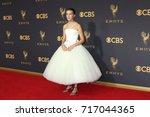 los angeles   sep 17   millie... | Shutterstock . vector #717044365
