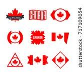 Canada Flag  Logo Design...