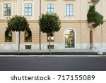 street side view   Shutterstock . vector #717155089