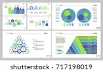 business algorithm diagram set | Shutterstock .eps vector #717198019