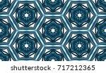 seamless pattern. fantastic... | Shutterstock .eps vector #717212365