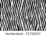 animal skin | Shutterstock . vector #71722417