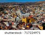 guanajuato  mexico | Shutterstock . vector #717224971