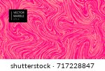abstract marble pattern  wood... | Shutterstock .eps vector #717228847