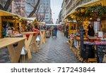 Christmas Market In Jokai...