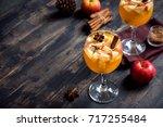 Homemade Sangria  Apple Cider ...