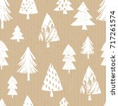 seamless repeat pattern with...   Shutterstock .eps vector #717261574