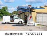 karlskrona  sweden   august 28  ... | Shutterstock . vector #717273181