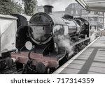 Swanage Steam Train.
