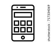 mobile calculator icon